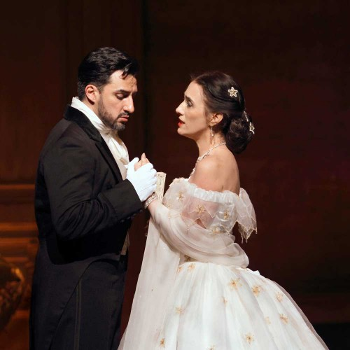 Review: 'La Traviata' at the Royal Opera House