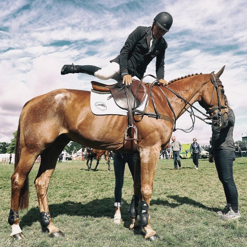 A life in eventing: William Fox-Pitt