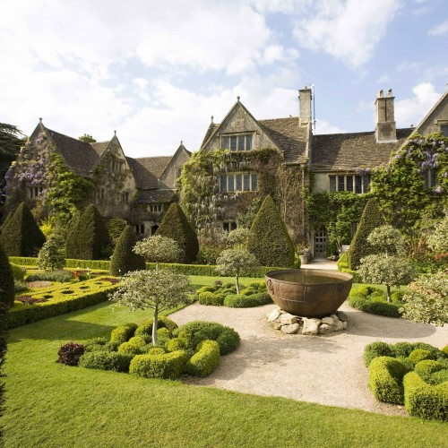 Property of the day: Abbey House, Malmesbury, Wiltshire