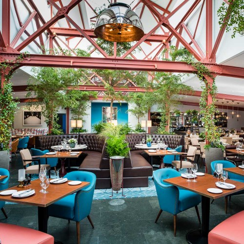 Bluebird Chelsea unveils new restaurant and bar