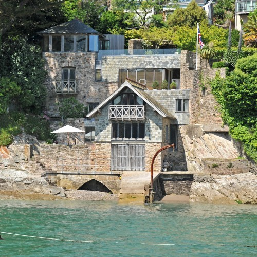Property of the Day: The Boathouse, Kingswear, Devon