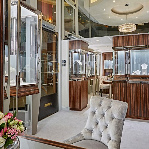 Calleija unveils flagship boutique in London's Mayfair