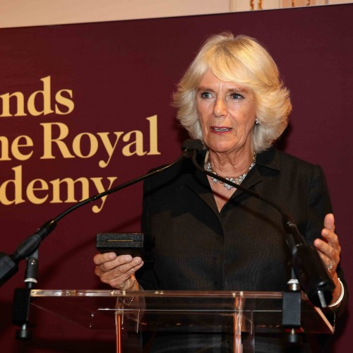 The RA welcomes the Duchess of Cornwall as its new patron