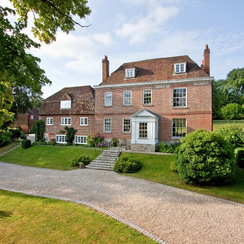 Property of the Day: Dymoke House, Easton, Winchester