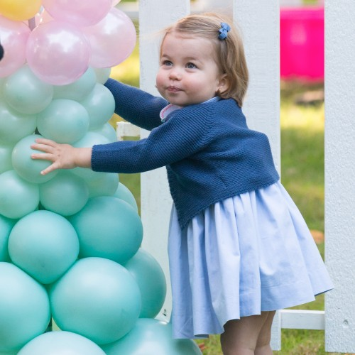What to wear to Princess Charlotte's birthday