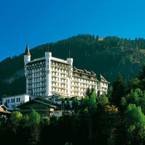 Grace Belgravia at the Gstaad Palace