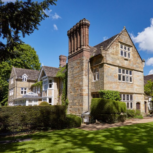 Where to stay: Ockenden Manor Hotel & Spa