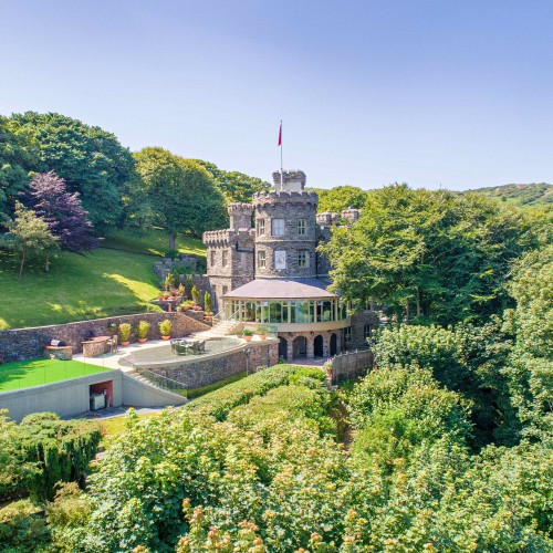 Property of the Day: Harold Tower, Isle of Man