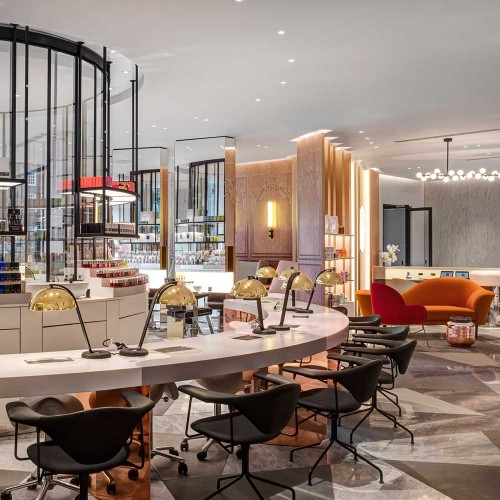 Harvey Nichols opens Beauty Lounge