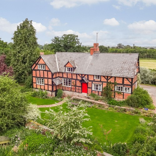 Property of the Day: Kinnersley, Hereford