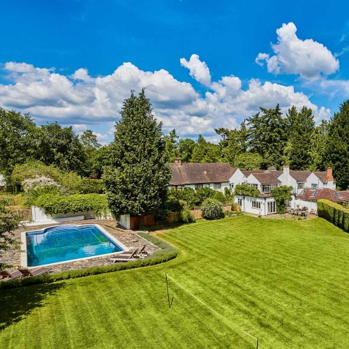 Property of the Day: Lobswood House, Farnham, Surrey