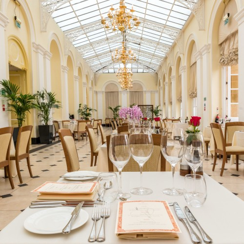 T&C tests: The Orangery Restaurant, Blenheim Palace