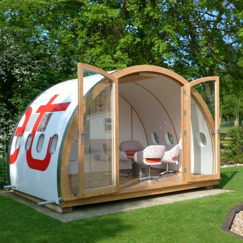 Aeropods: luxury upcycling in action