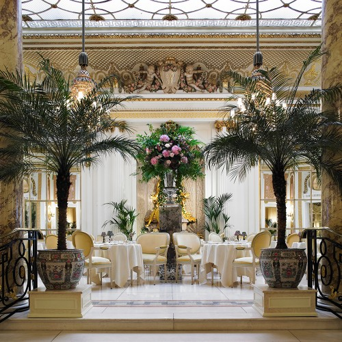 What to book: The Ritz x National Portrait Gallery