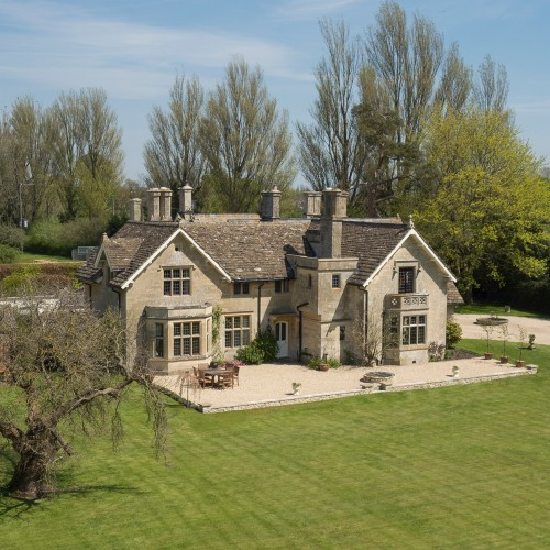 Property of the Day: Hilmarton Manor, Wiltshire