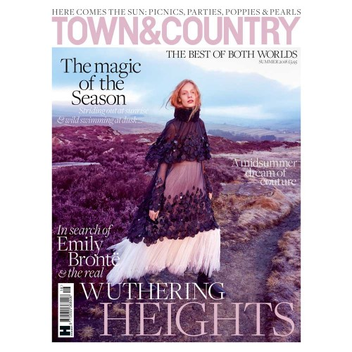 T&C's summer issue pays tribute to the Brontë sisters