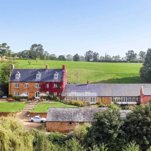 Property of the Day: Steepleton Lodge Farm, Long Buckby