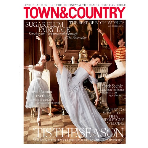 Town & Country celebrates 'The Nutcracker'