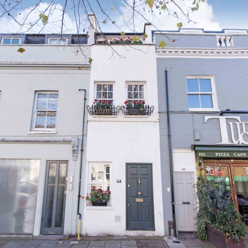 Property of the Day: The Slim House, Battersea