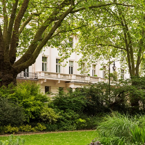 Property of the Day: Eaton Square, Belgravia