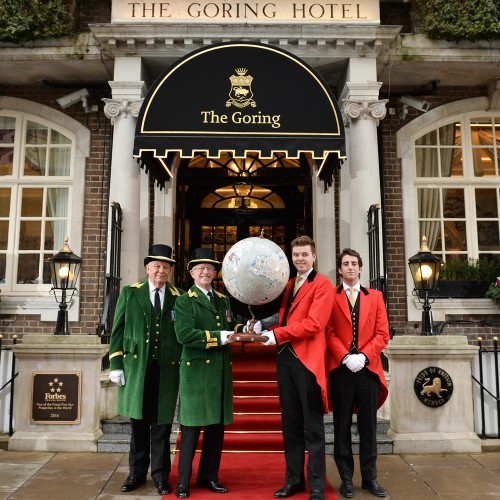 Royal Ascot unveils specially commissioned globe artwork