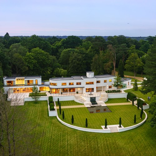 Property of the Day: Cherry Hill, Wentworth, Surrey