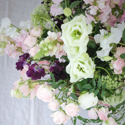 Inspiration for wedding florals