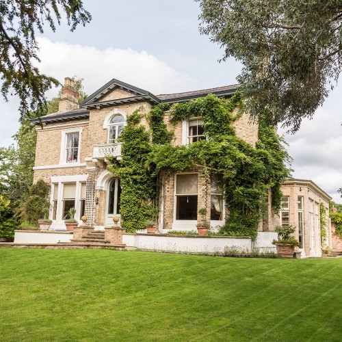 Property of the Day: The Heyes, Cheshire