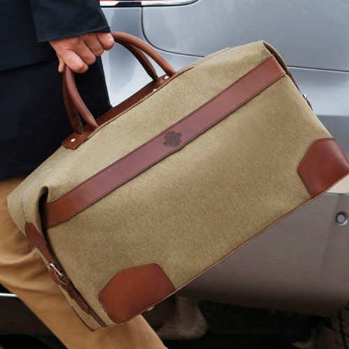 Win a luxury Purdey weekend bag