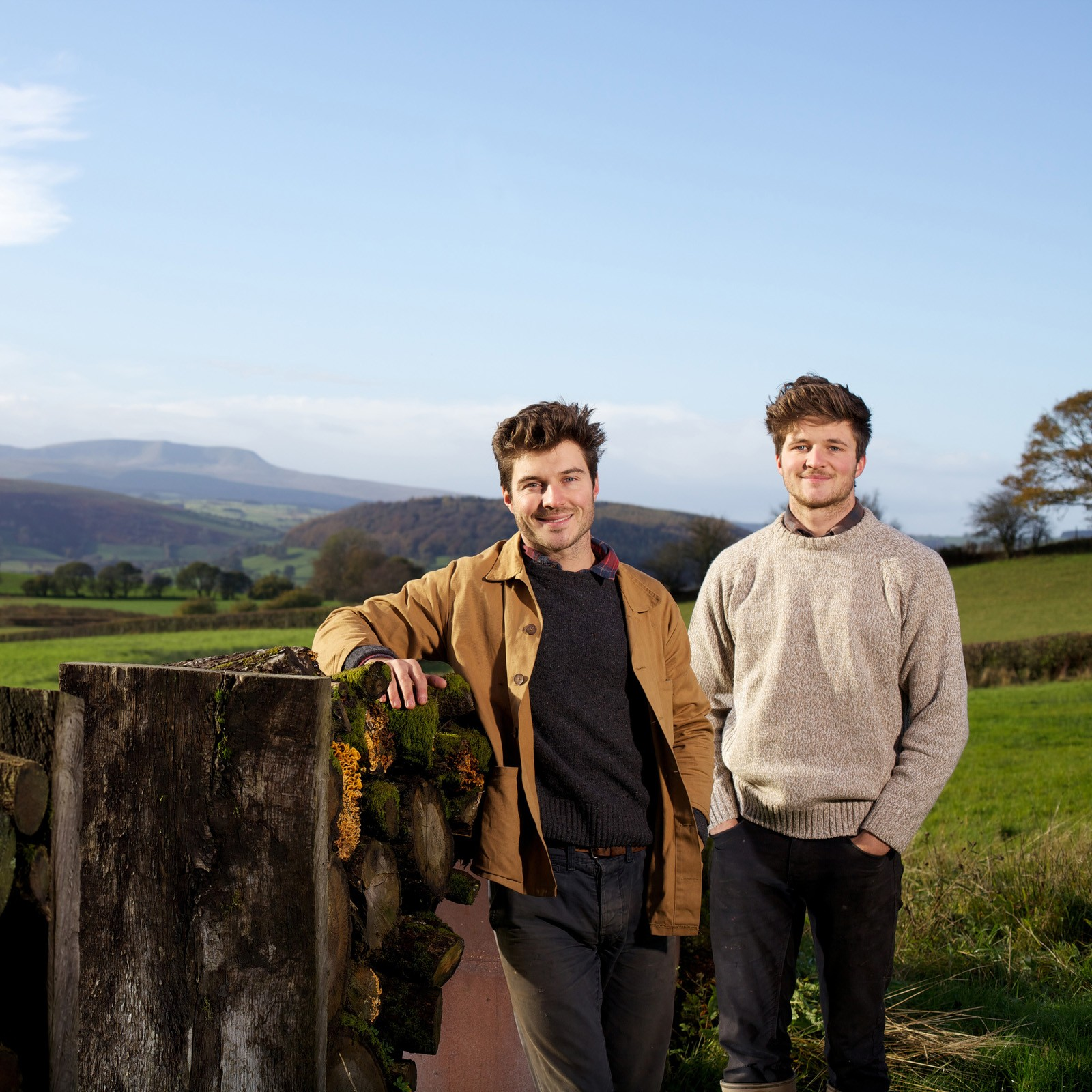 the rich brothers The rich brothers became the youngest-ever designers to win gold for a main garden at the chelsea flower show david has a minuscule balcony which he has packed with a fig tree, climbing ivy and herbs.