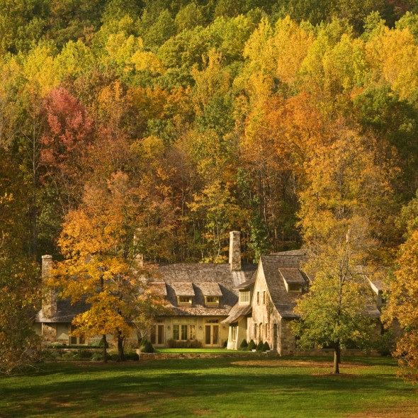 decoding the classical american house town country magazine uk