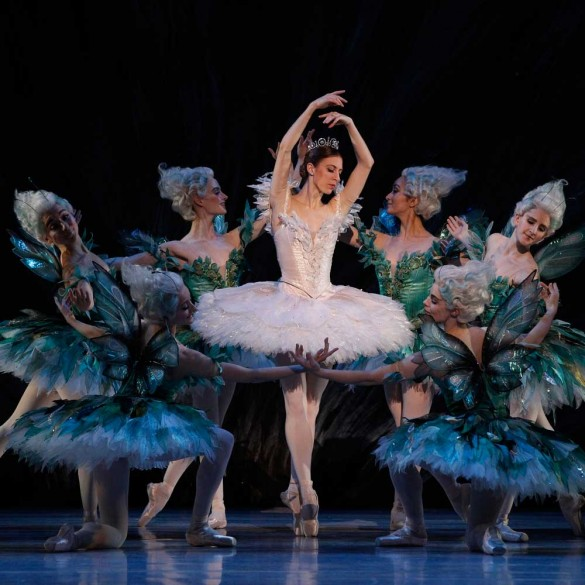 What is the number 1 country in the world for ballet?