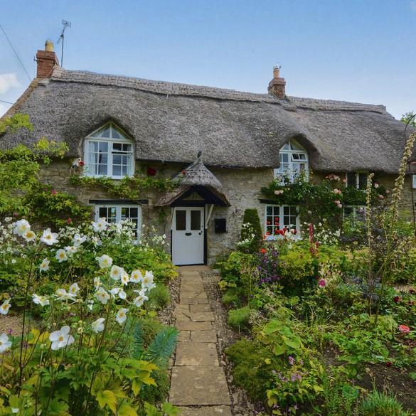 Owl Cottage Coker Marsh East Yeovil Somerset GBP575000 With Palmer Snell