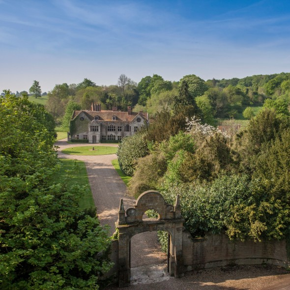 Property Of The Day Harpsden Court Henley On Thames