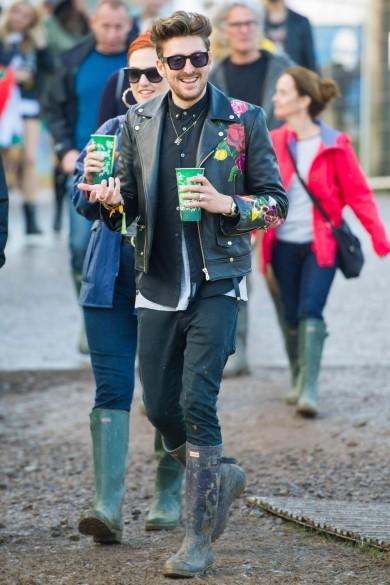 Festival Fashion - Glastonbury 2014 - Cressida Bonas, Alexa Chung ...
