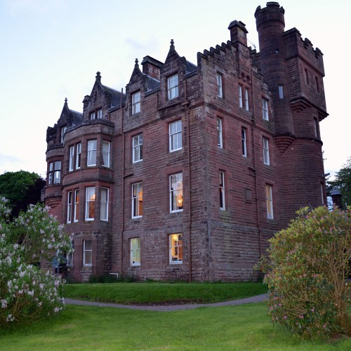 Property of the Day: Friars Carse Hotel, Dumfries